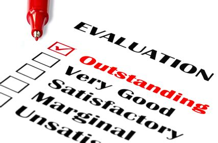 Technical writing evaluation report